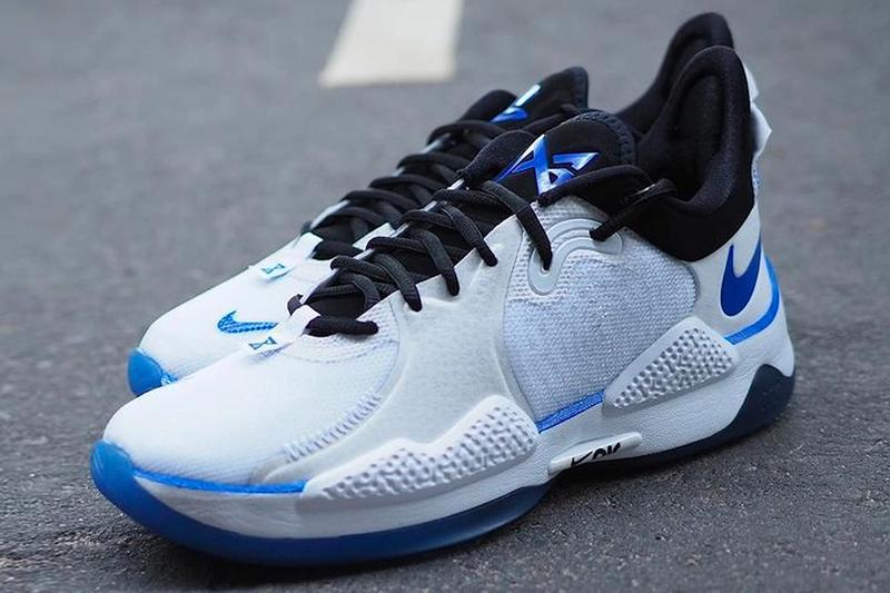 NBA Player Paul George Produced PlayStation 5-Themed Basketball Shoes in Partnership With Nike