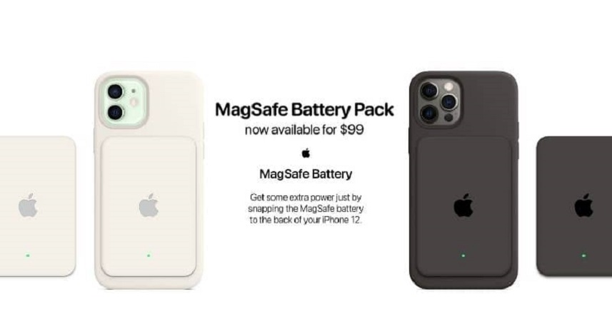Apple Magsafe Battery Pack Announced! Here is the Price